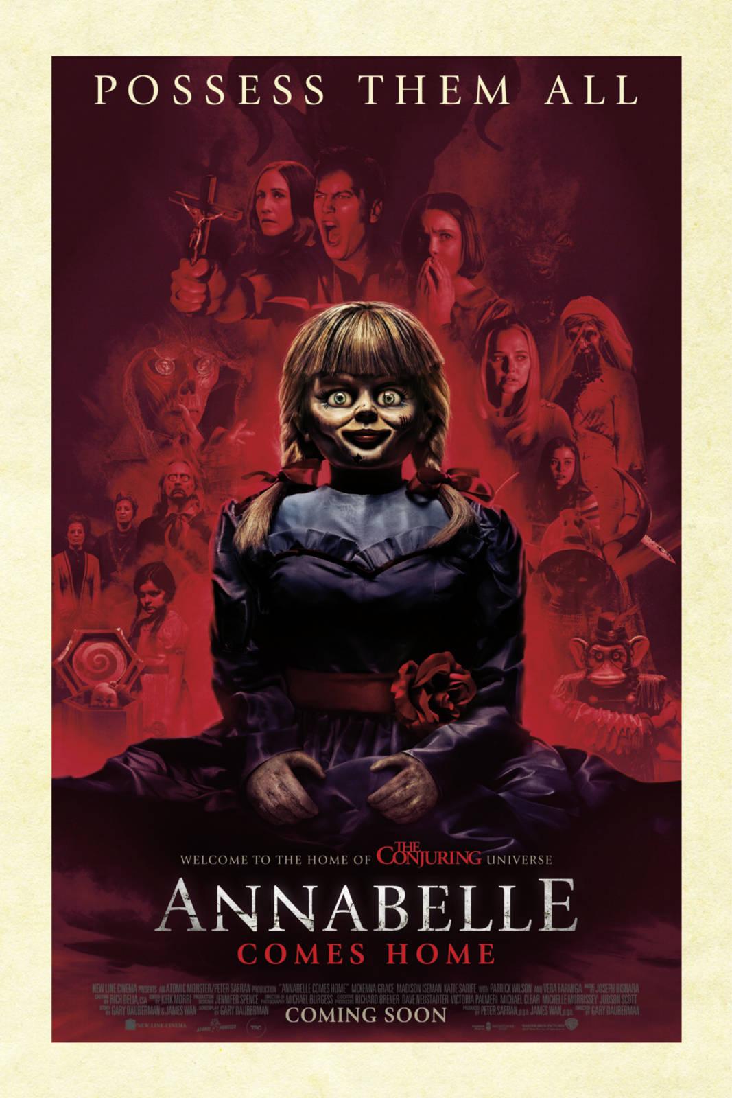 Movie Annabelle Comes Home Cineman