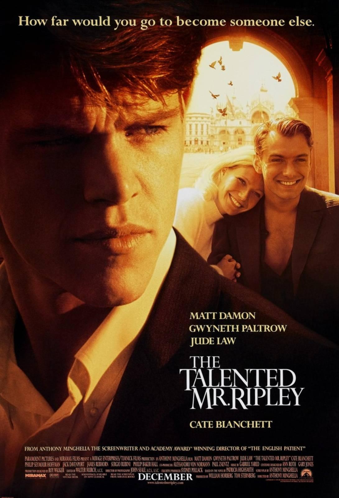 Der Talentierte Mr Ripley Imdb