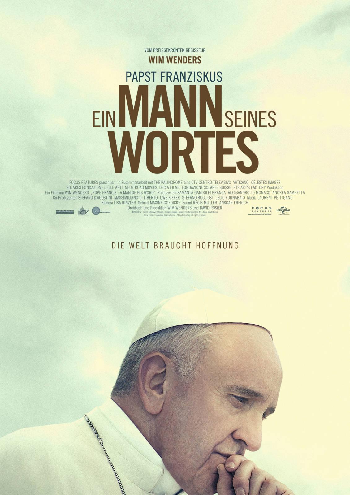 Papst Frankziskus - Ein Mann Seines Wortes