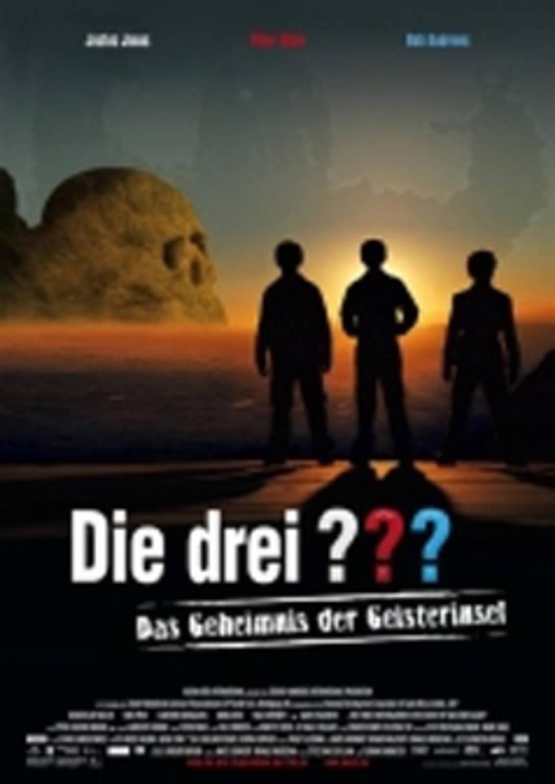 Drei Fragezeichen Film