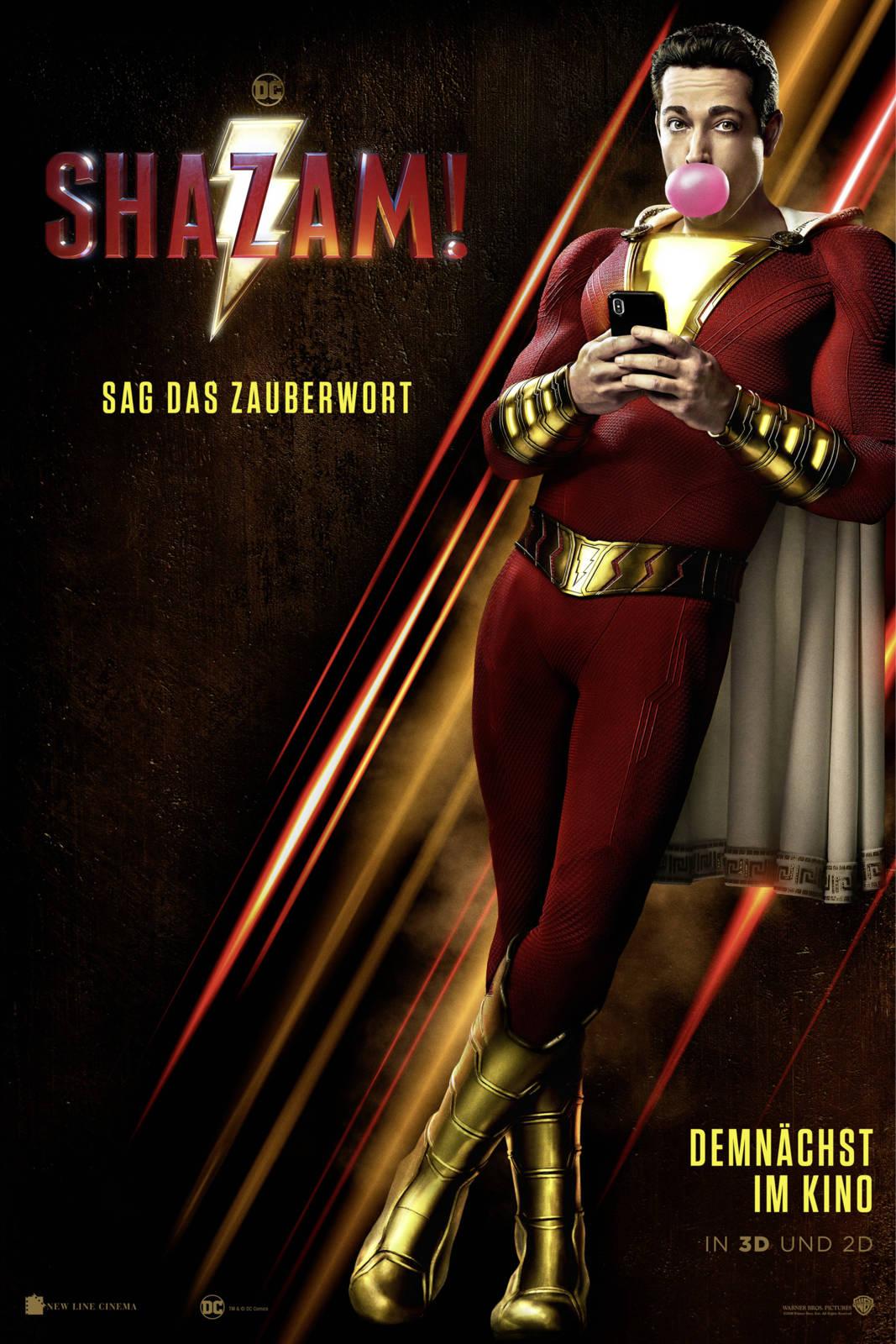 Movie Shazam Cineman
