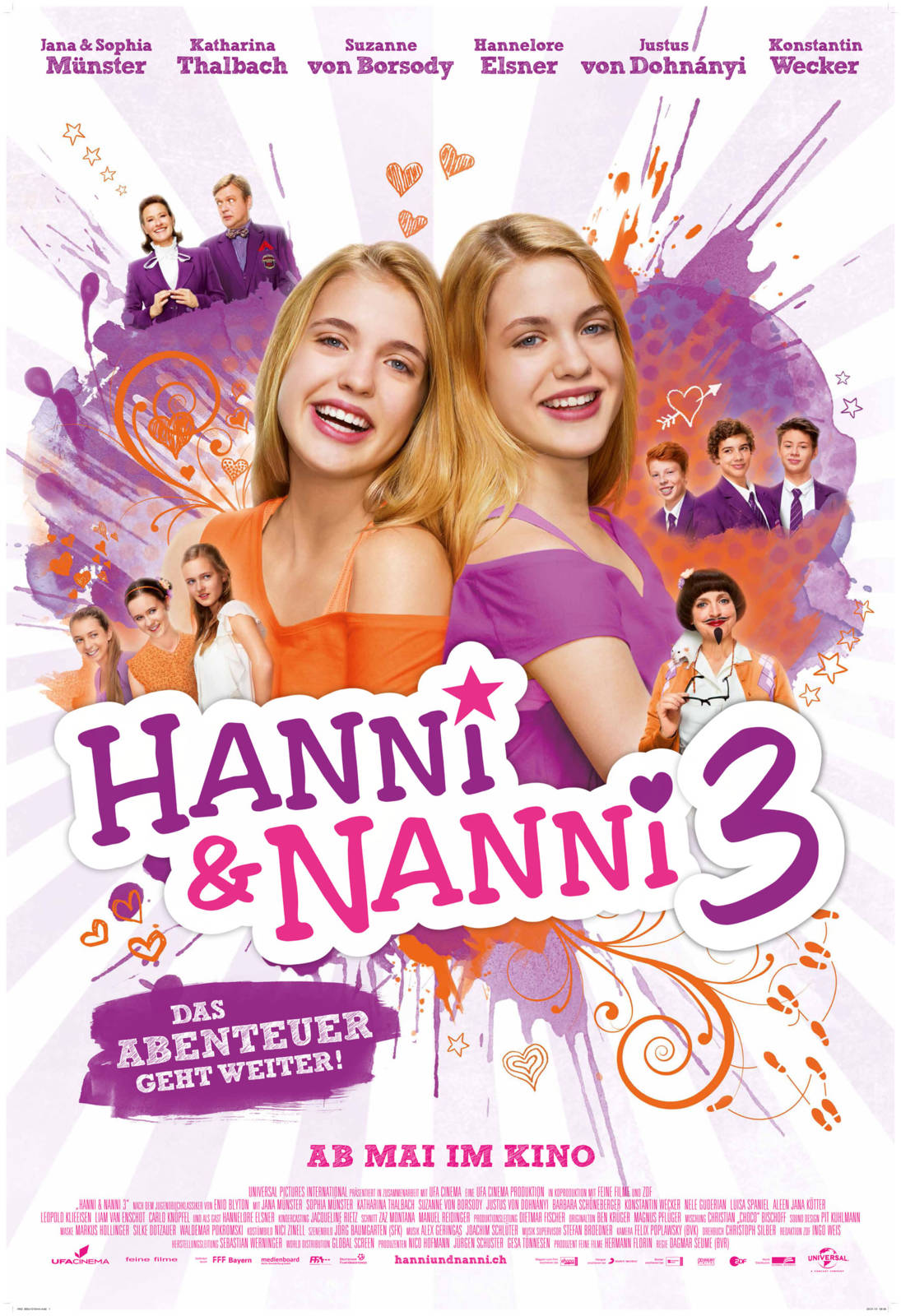 Film Hanni Nanni 3 Cineman