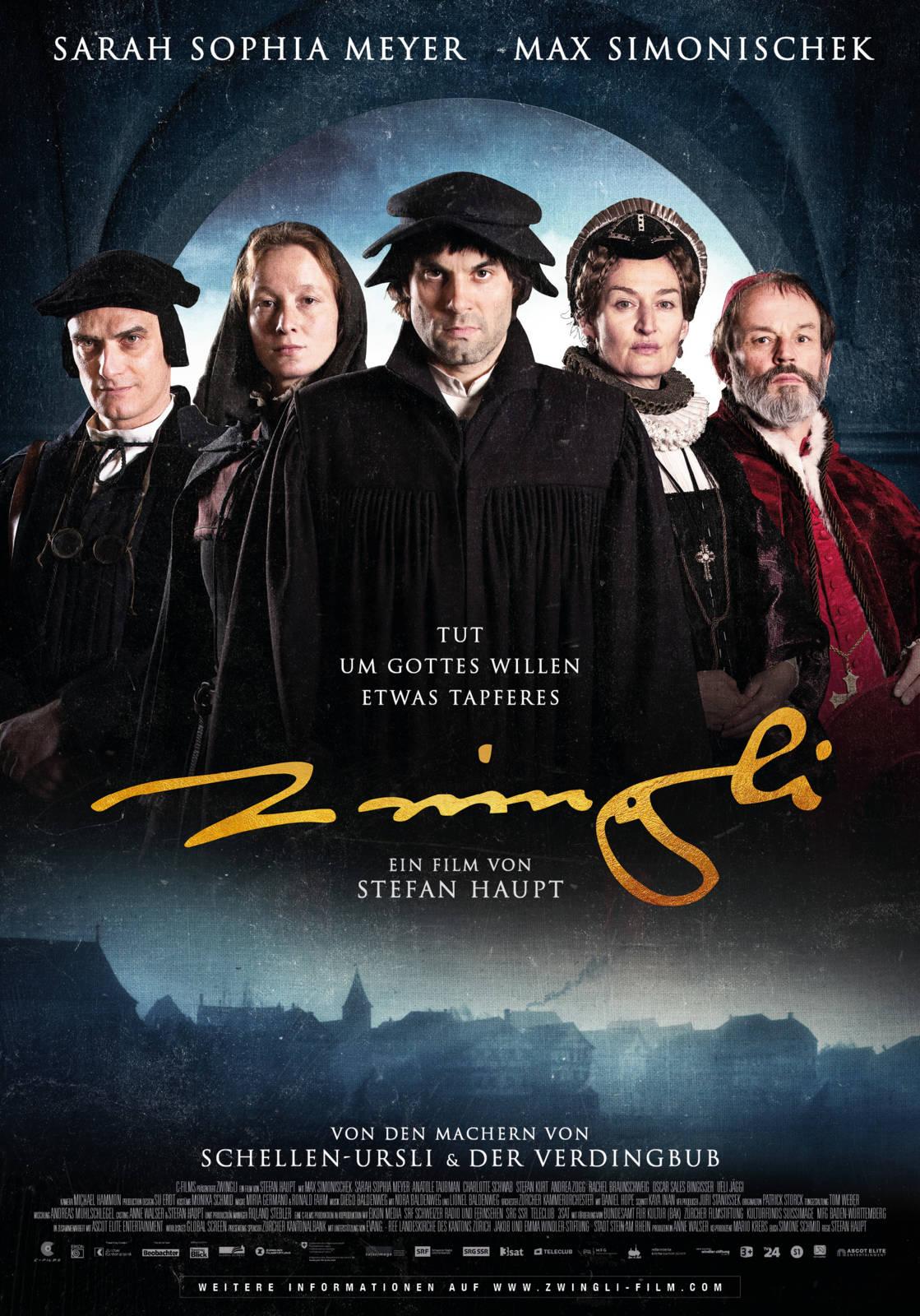 Zwingli Cover