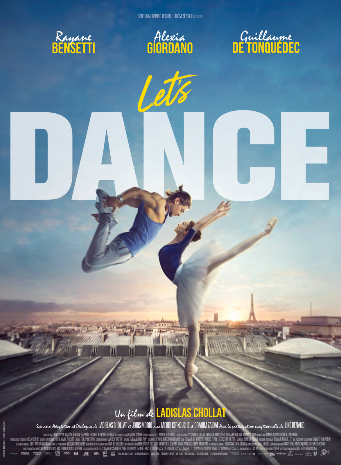 Image result for lets dance affiche