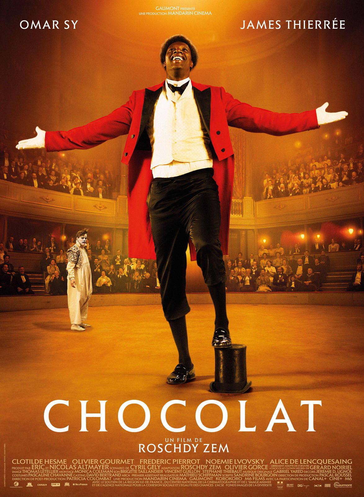 Movie Chocolat - Cineman