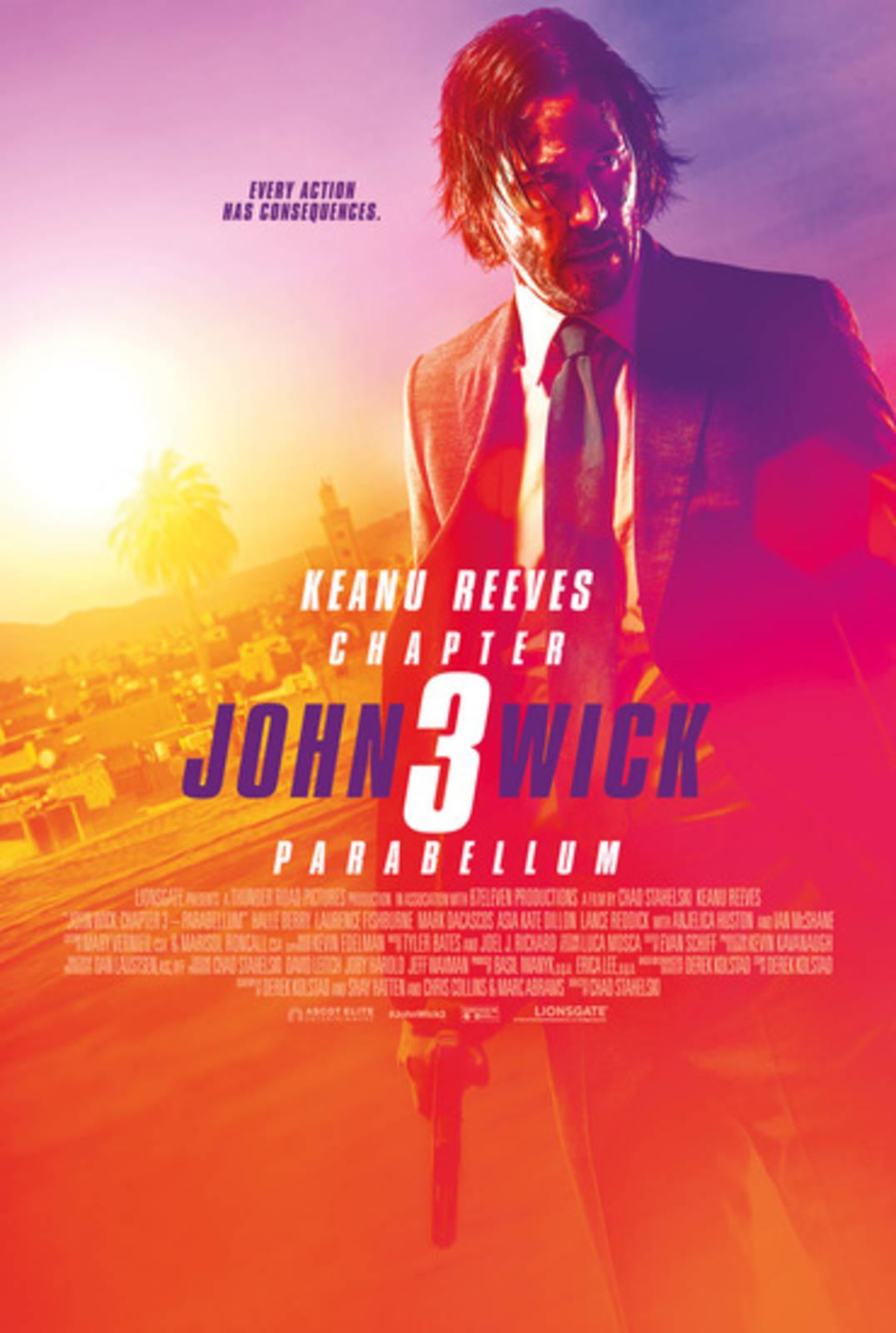 Movie John Wick Chapter 3 Parabellum Cineman