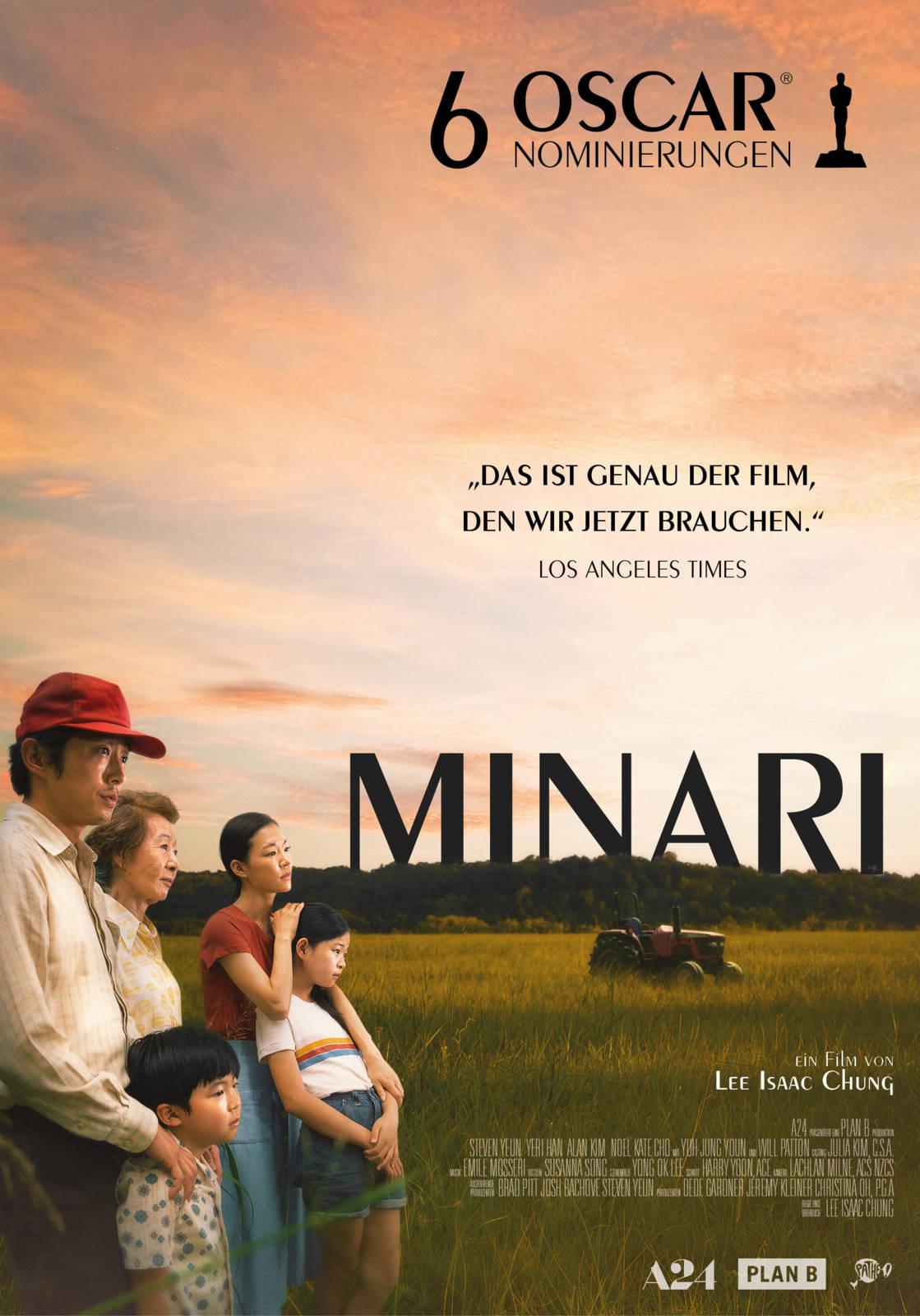 Film Minari - Cineman