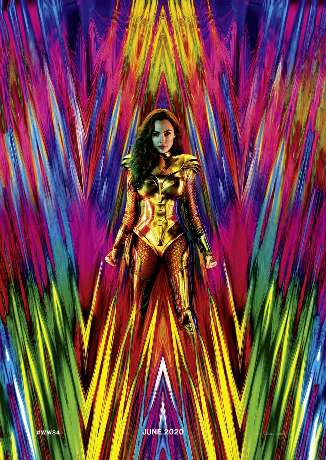 Movie Wonder Woman 1984 Cineman