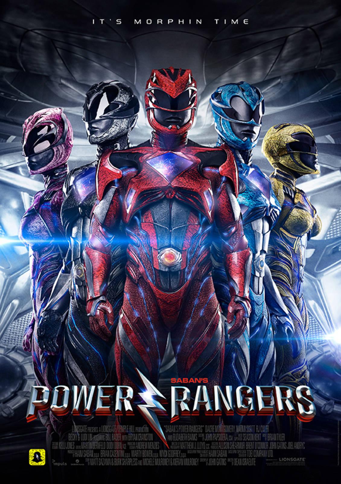 Movie Saban's Power Rangers - Cineman