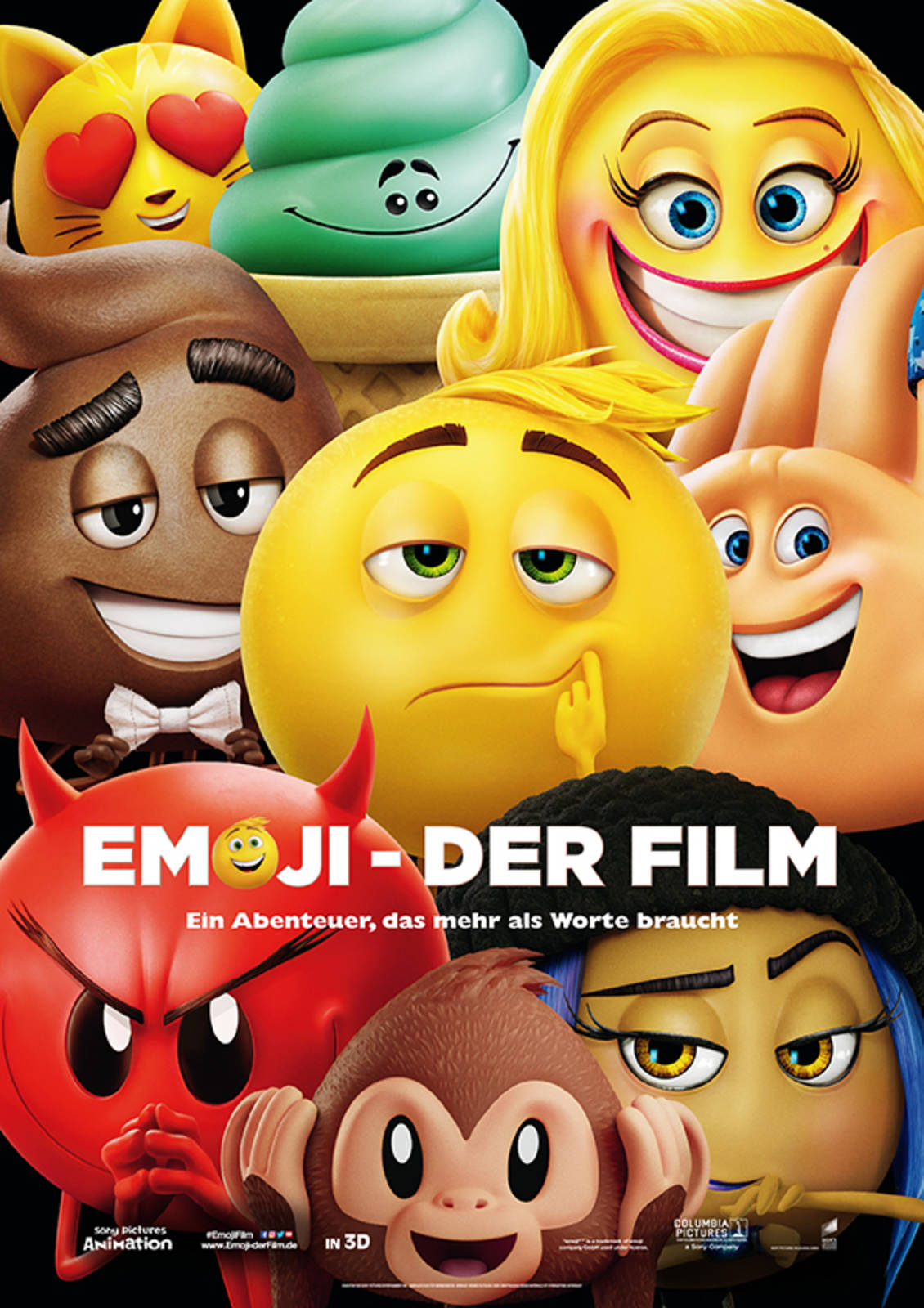 Film Emoji Der Film Cineman