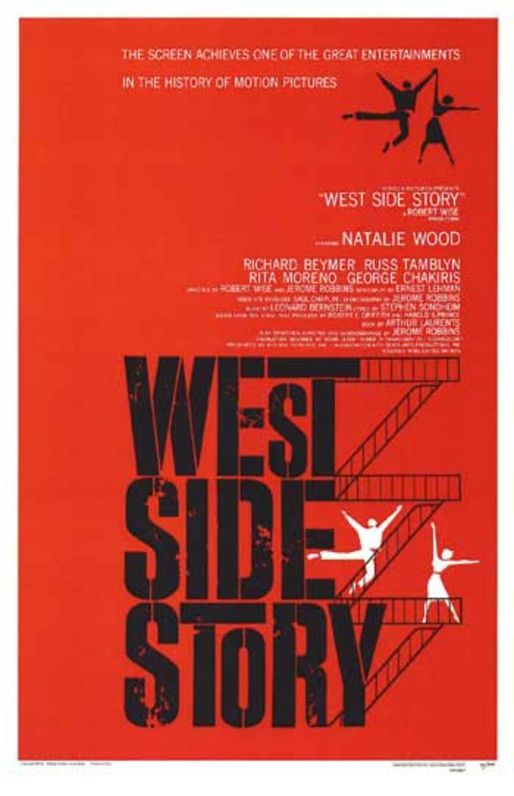 west side story critique West side story, that ever-astonishing work of musical theater, is justly famous  for the gangland rumblings between the jets and the sharks,.