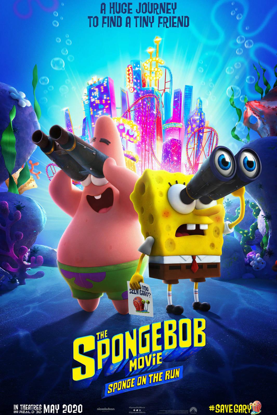 Movie The Spongebob Movie It S A Wonderful Sponge Cineman