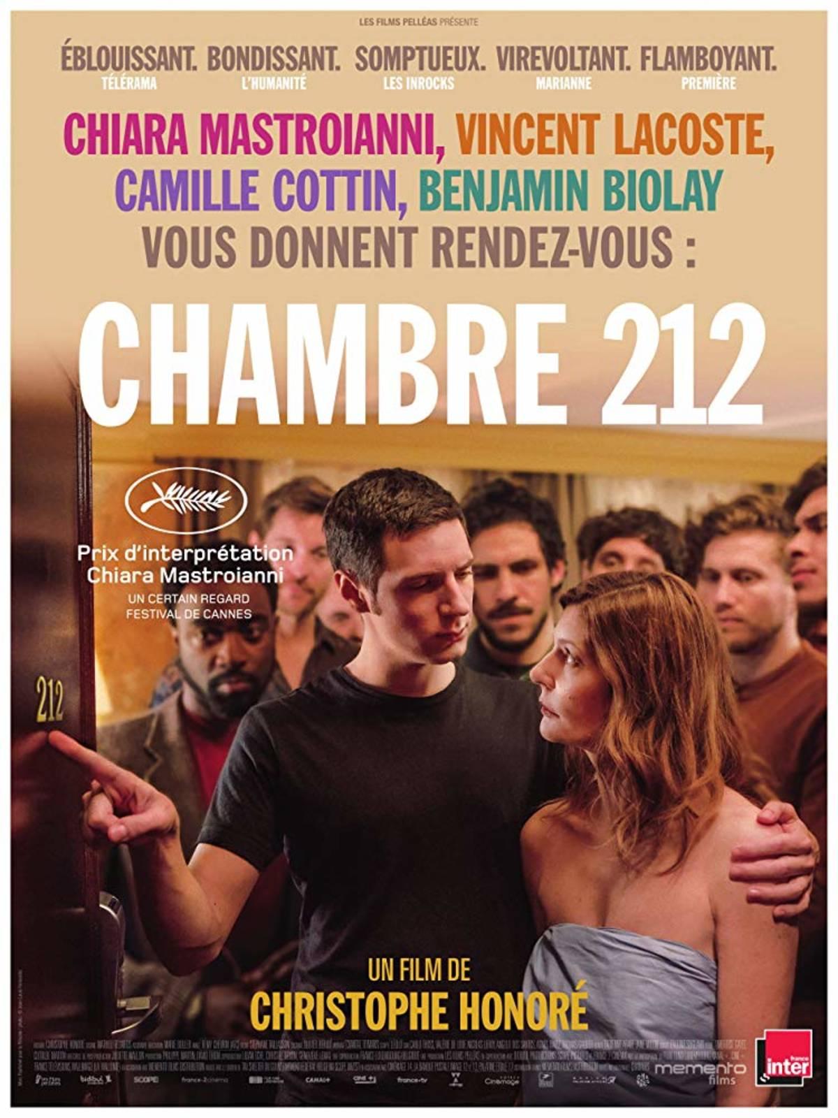 Film Chambre 9 - Cineman