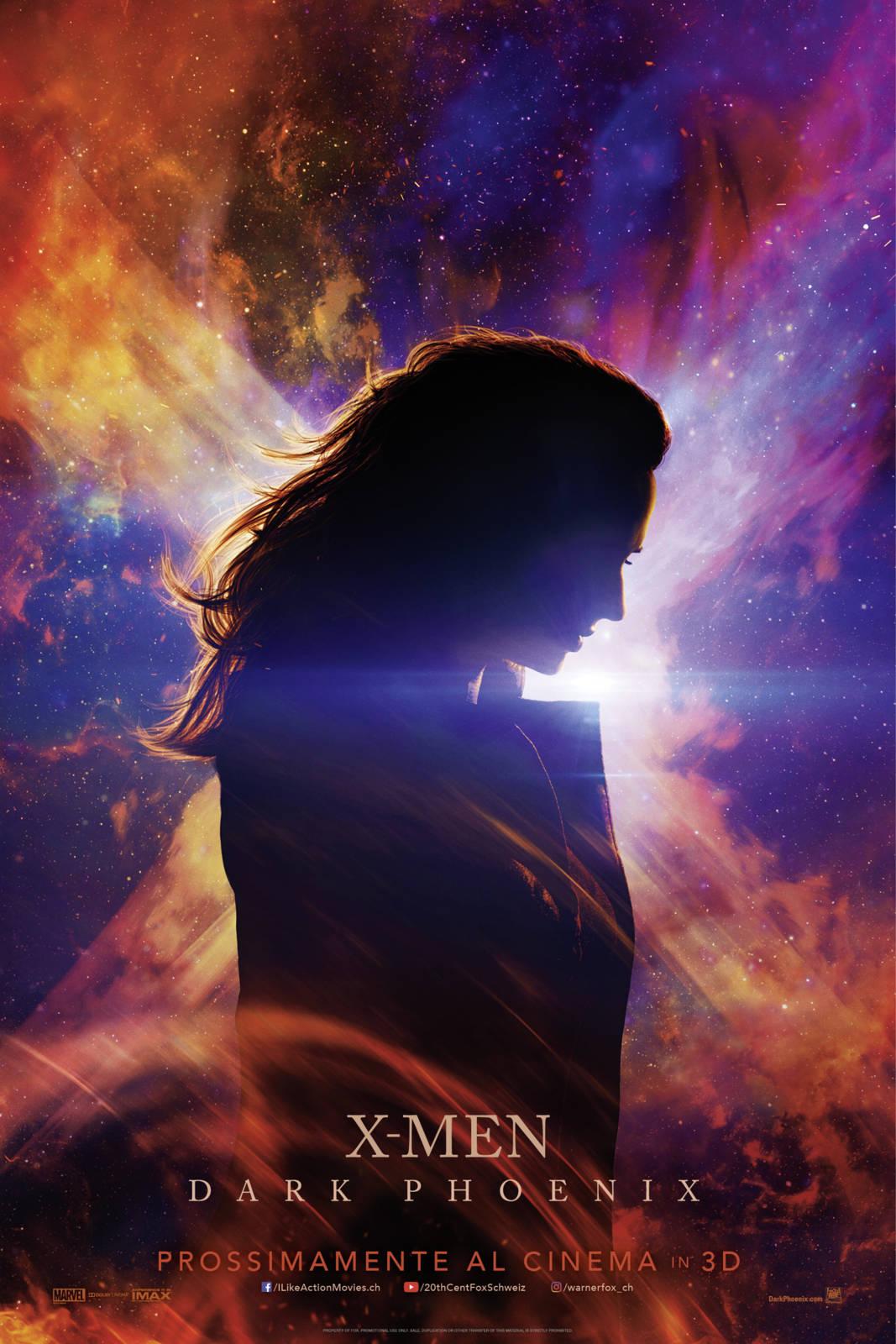 Movie X-Men: Dark Phoenix - Cineman