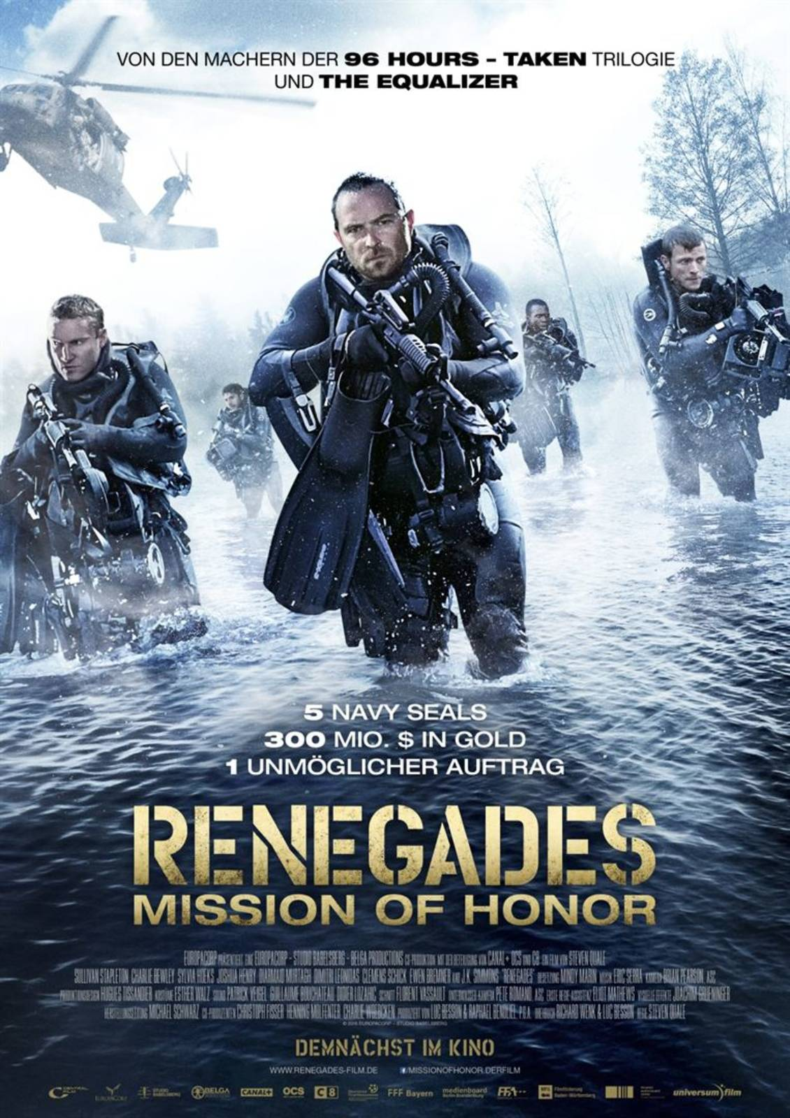 Renegades Mission Of Honor Stream