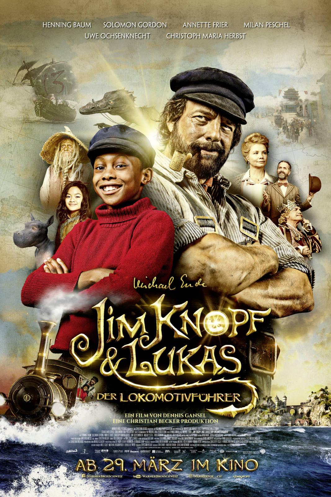Jim Knopf Und Lukas Der Lokomotivführer Stream Kinox