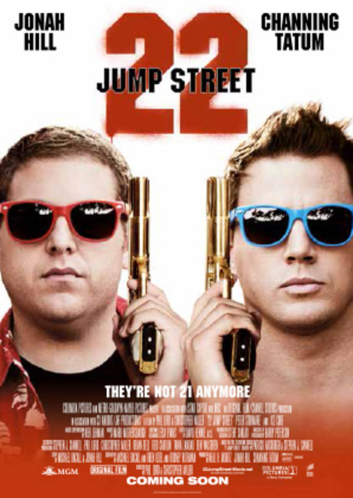 Movie 22 Jump Street Cineman