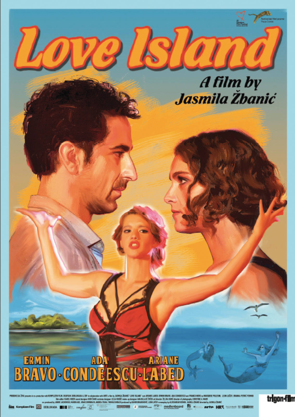 Film Love Island Cineman