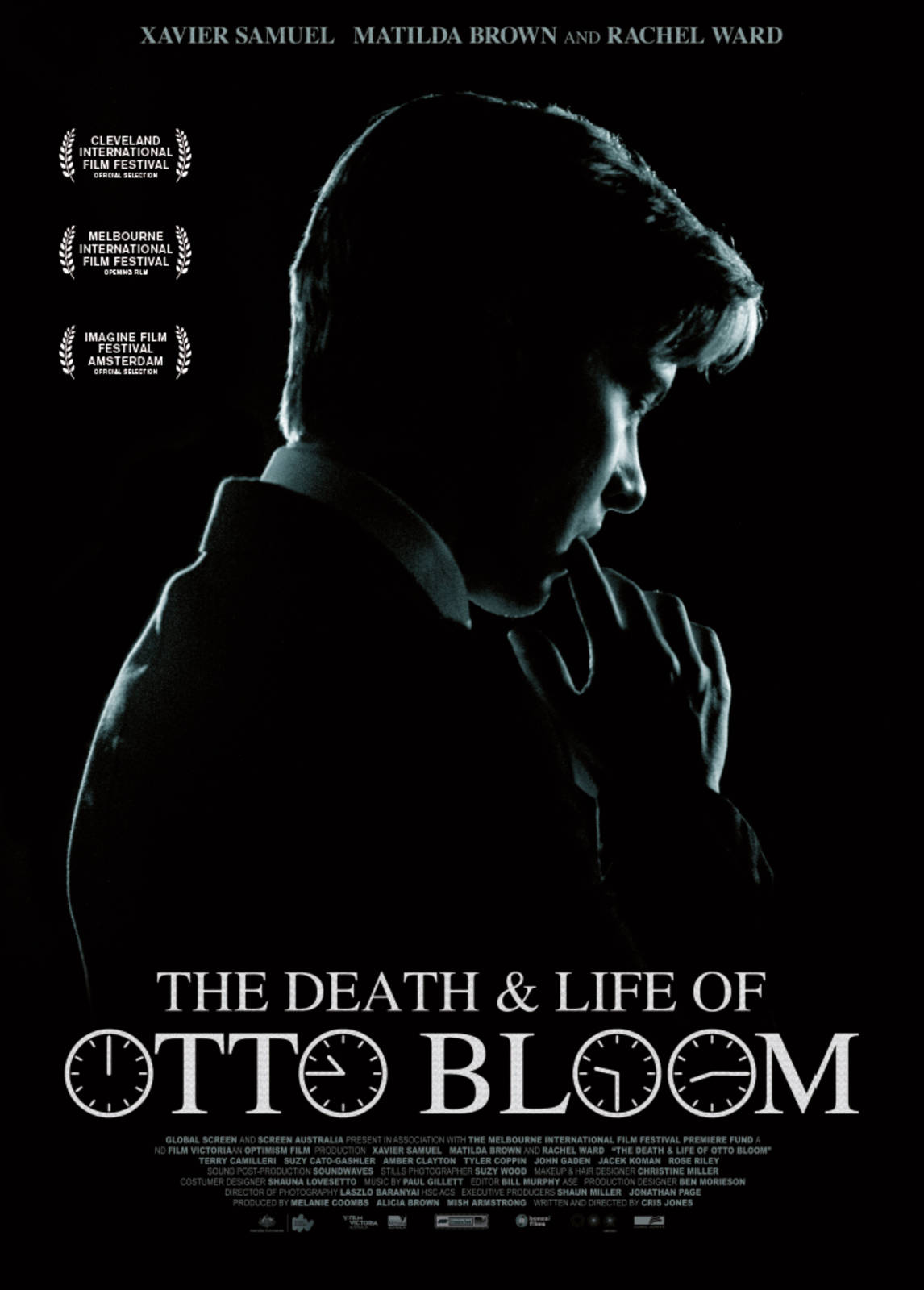 movie the death and life of otto bloom