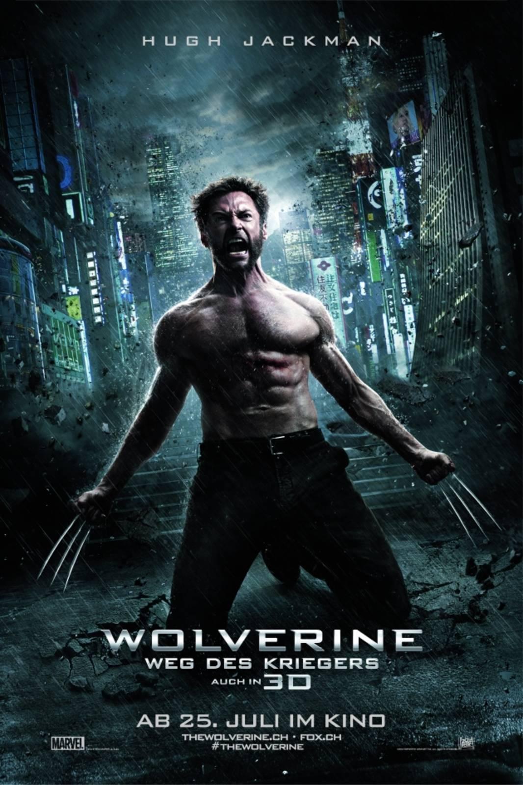 Wolverine Weg Des Kriegers Movie4k
