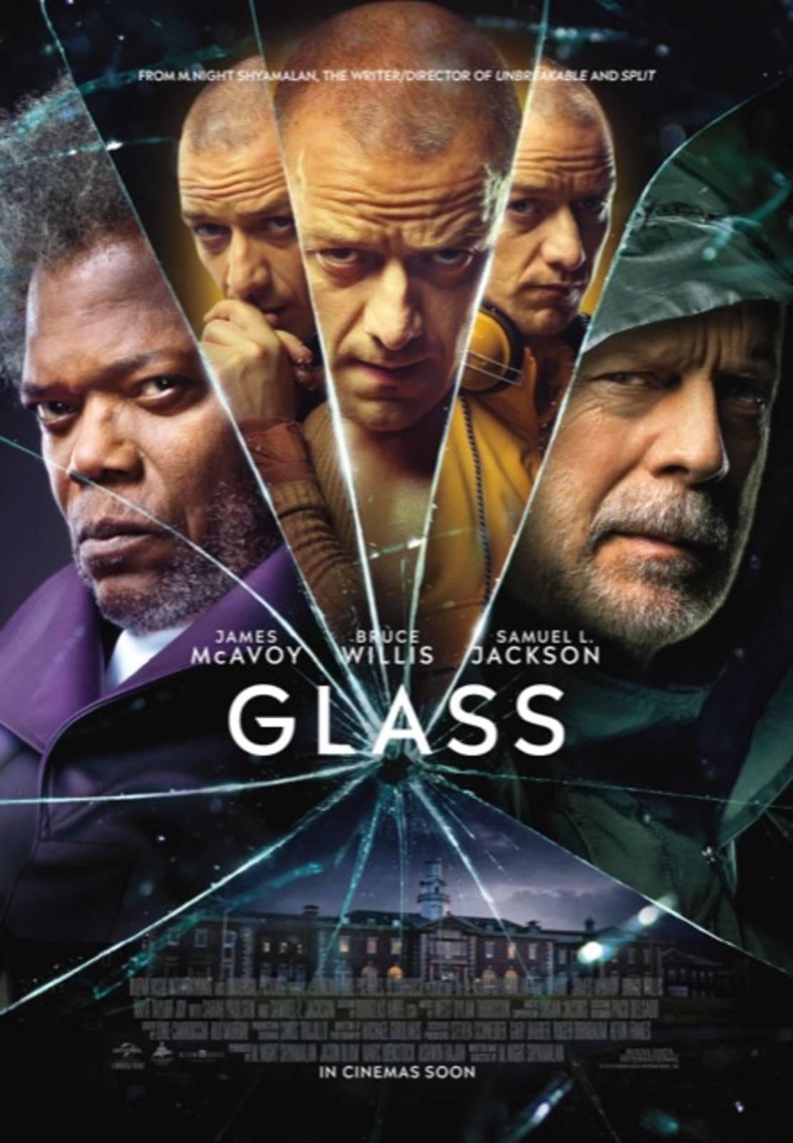 Glass Kinostart