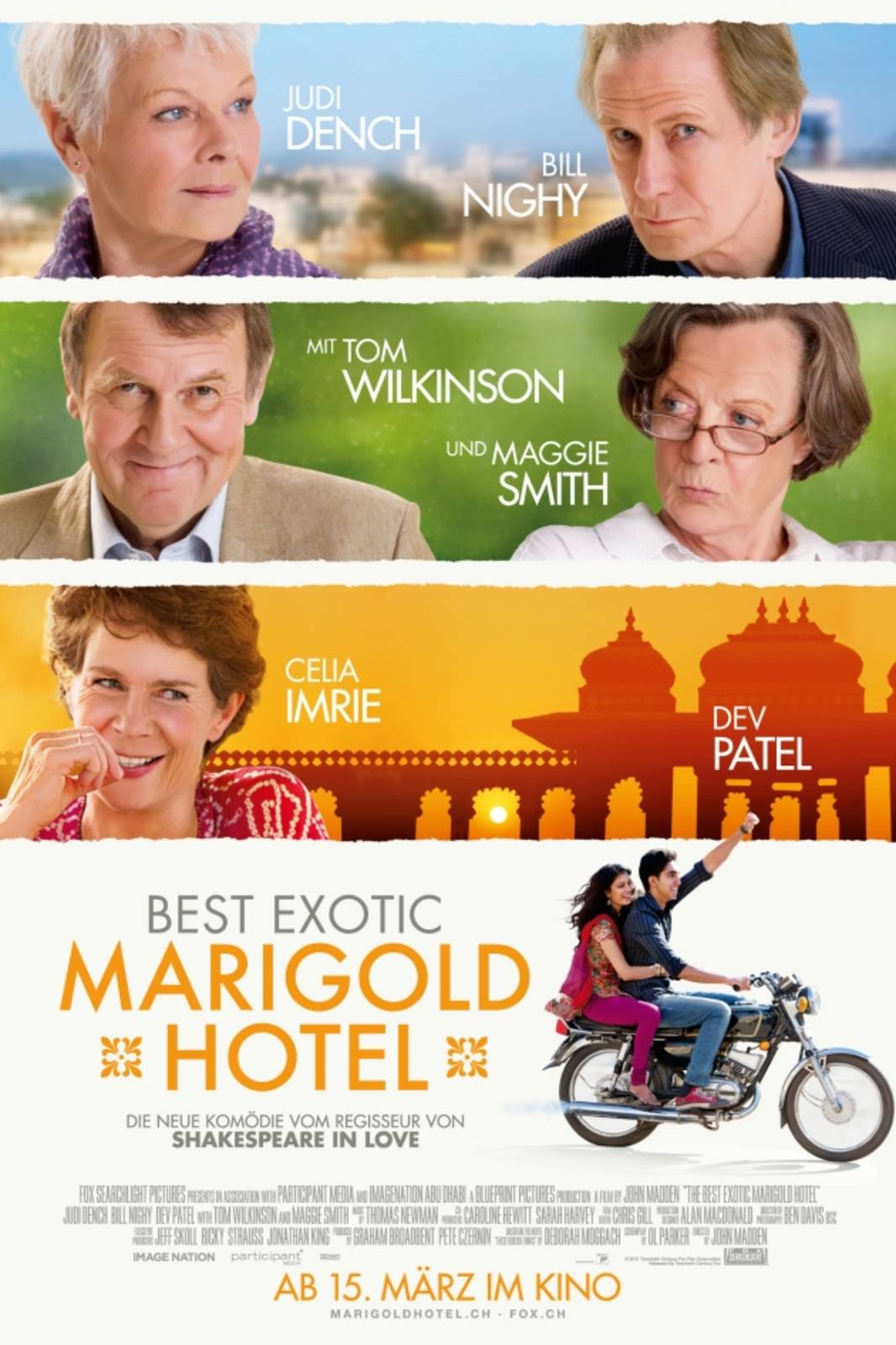 customer service at marigold hotel Want to provide good customer service the hotel insisted that every one of us who had contact with their customers know the customer by his full name and.