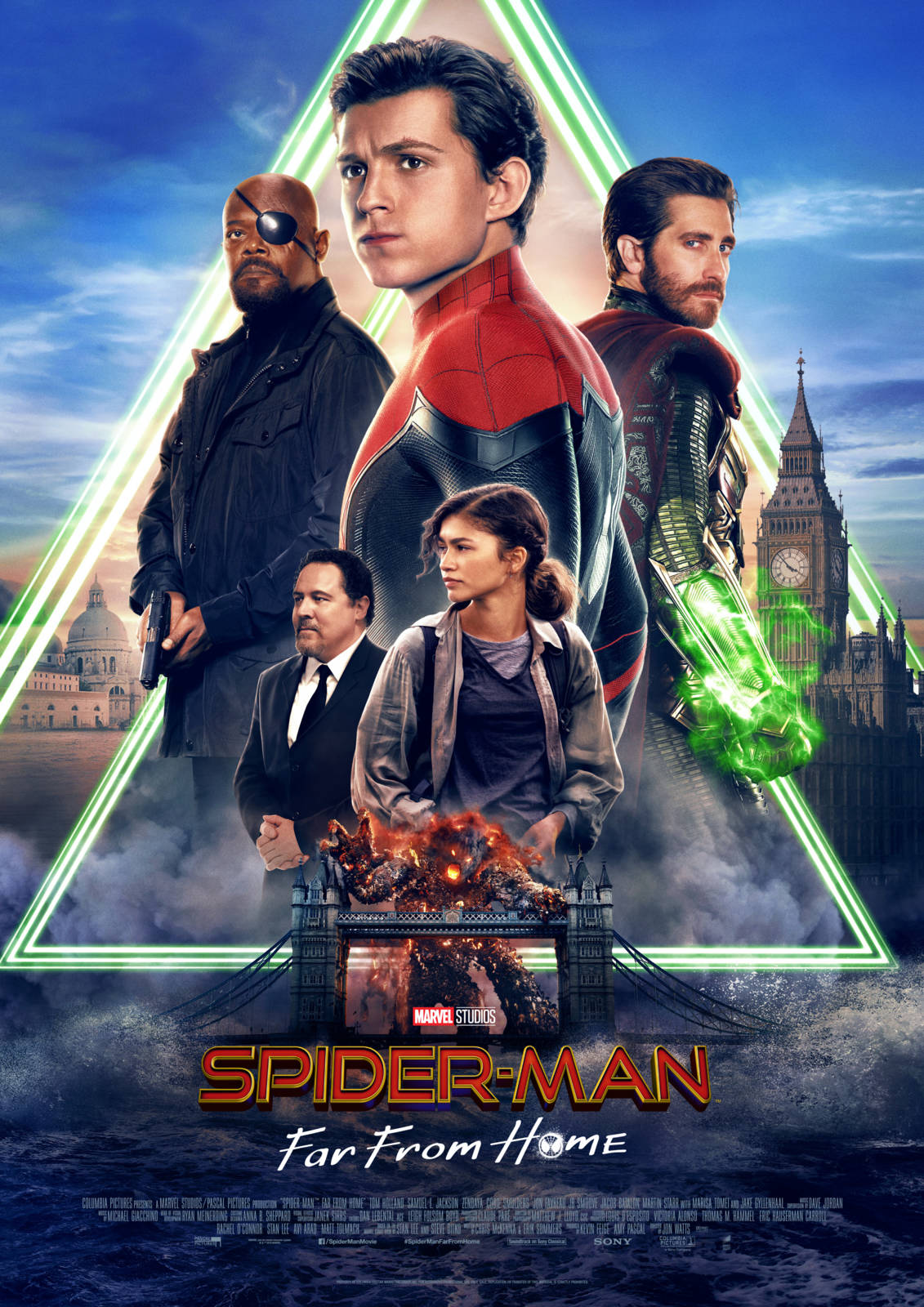 Movie Spider-Man: Far from Home - Cineman