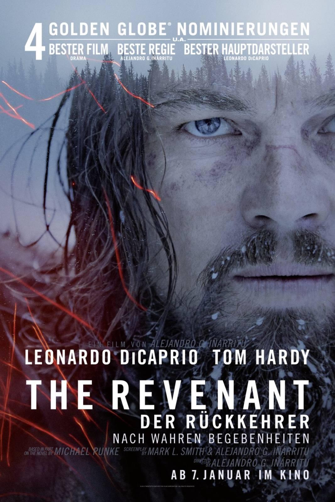 The Revenant - Der Rueckkehrer