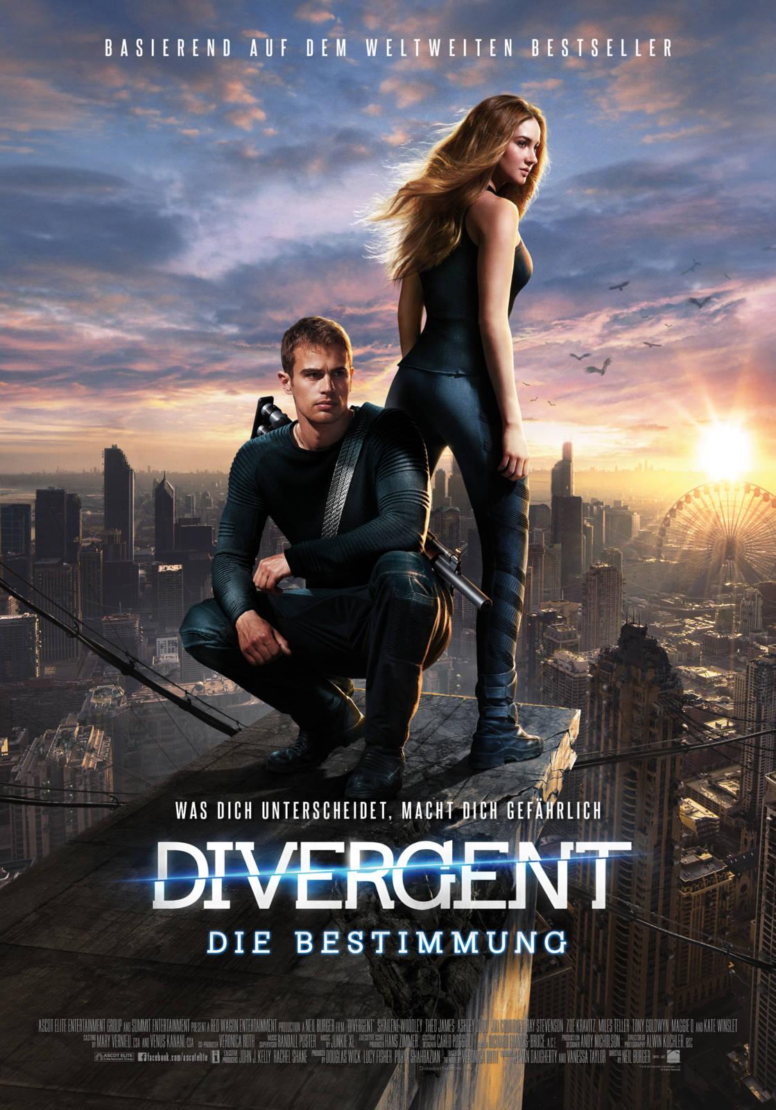 Filme Wie Divergent