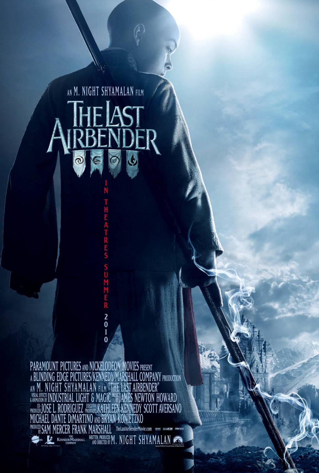 Film Die Legende Von Aang Cineman