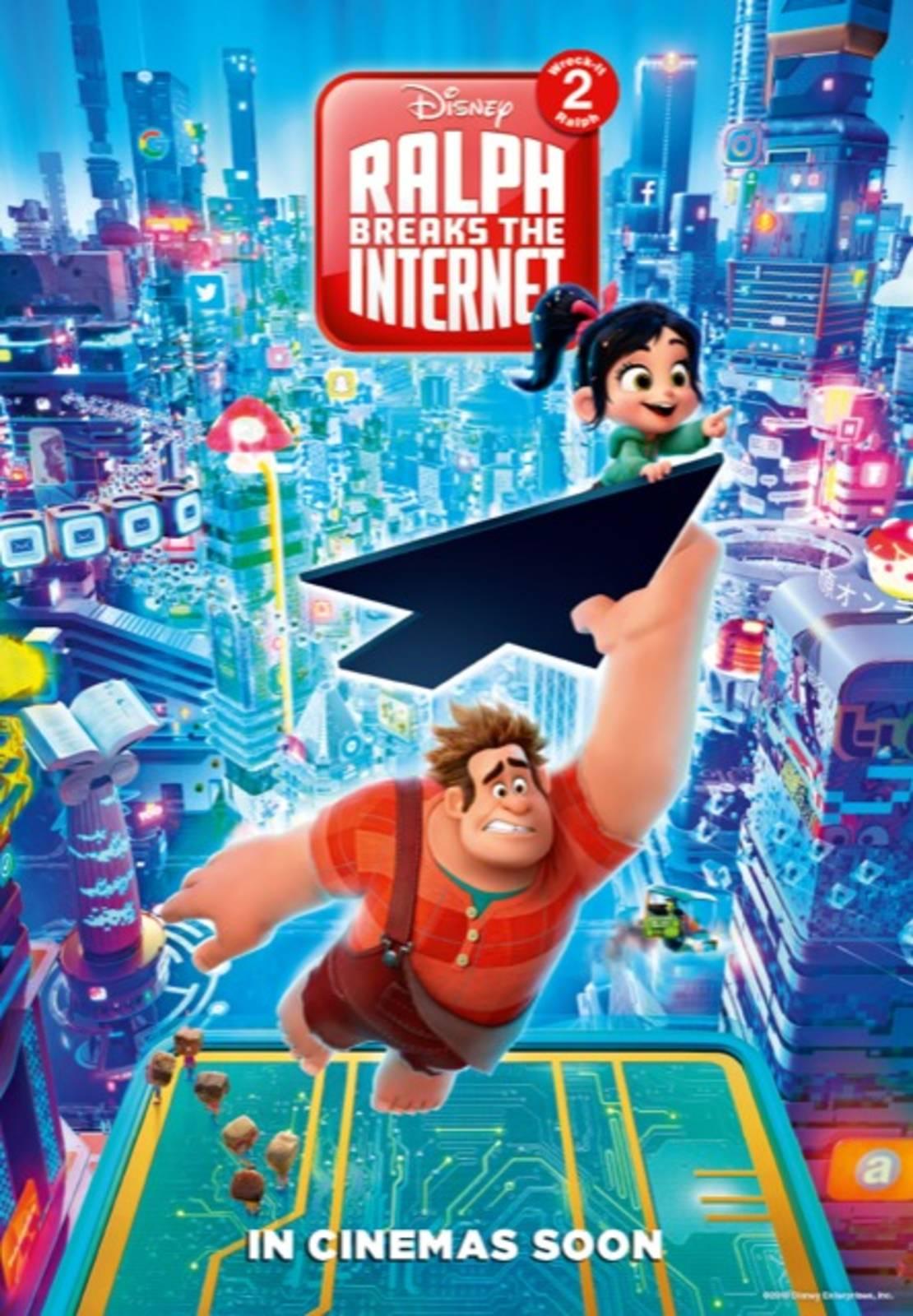 Ralph Breaks The Internet Stream