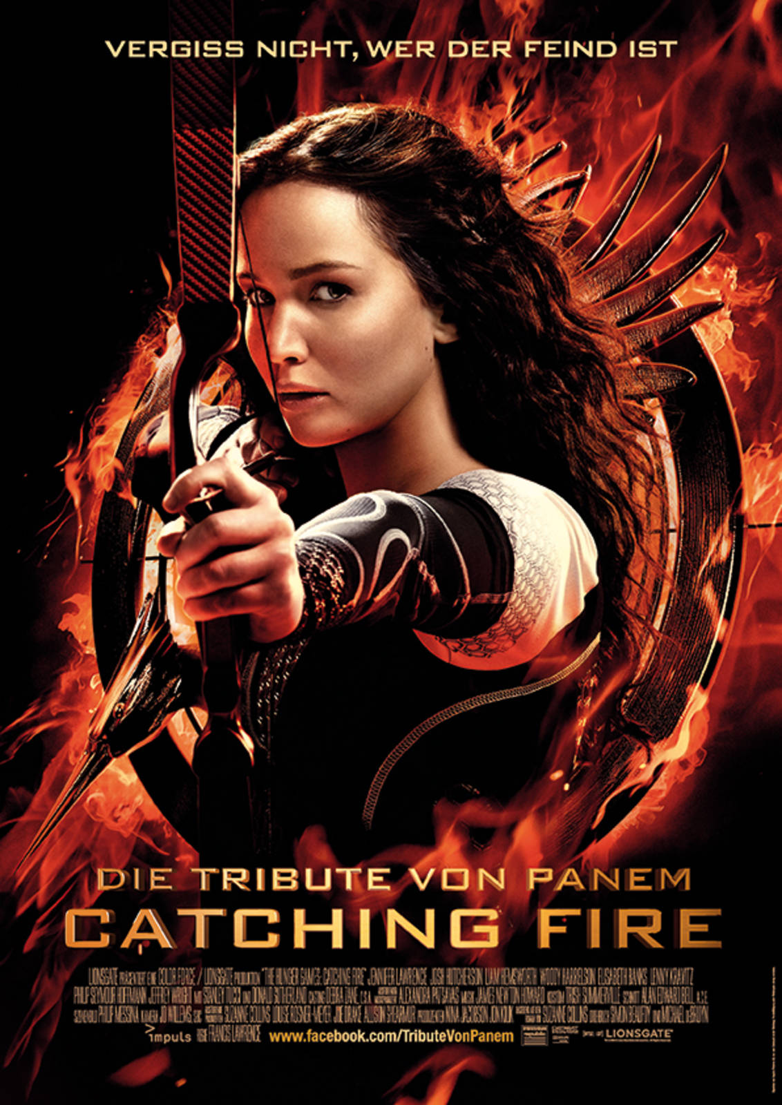 Die Tribute Von Panem Catching Fire Kinox.To