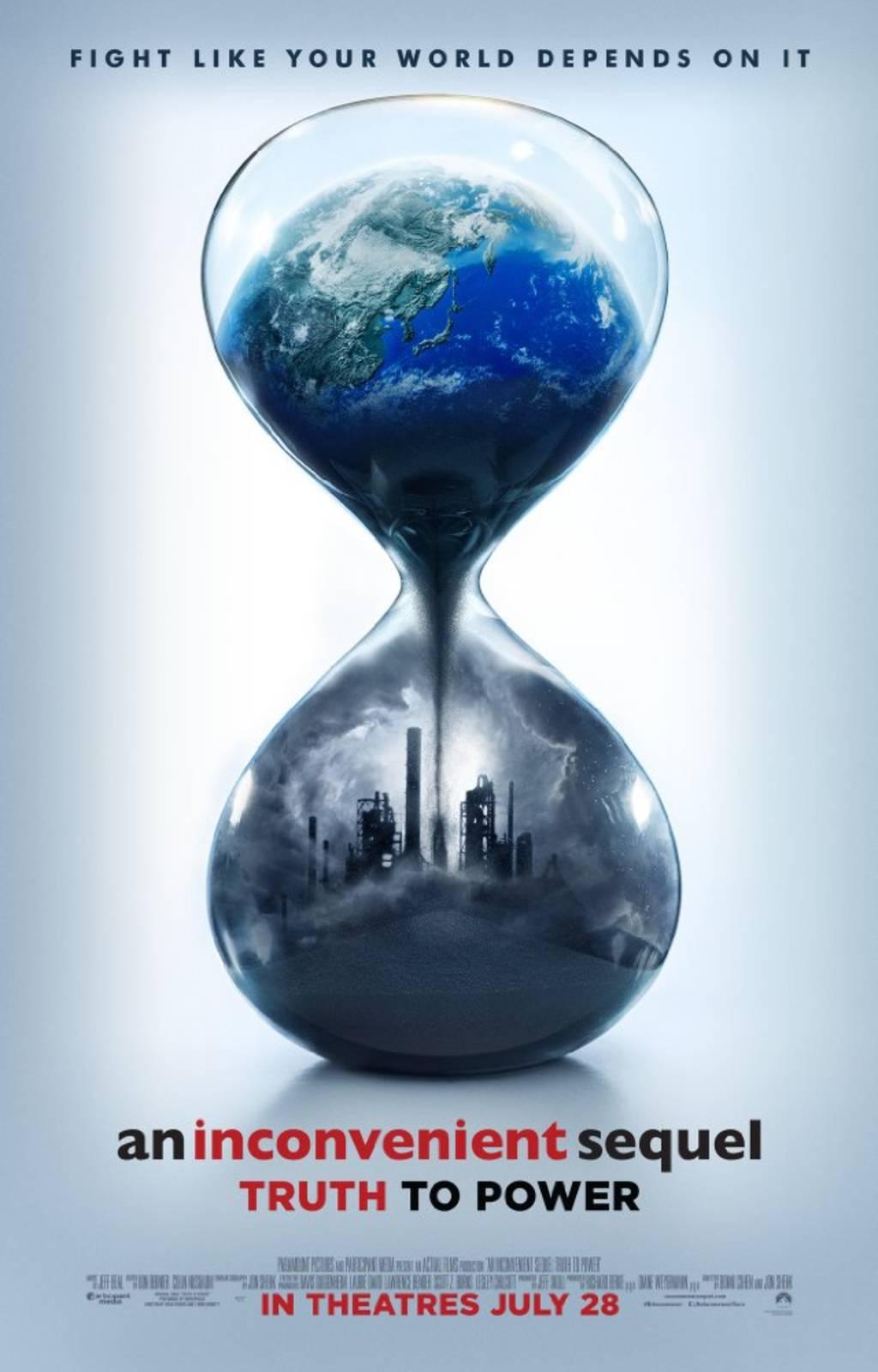 Immer Noch Eine Unbequeme Wahrheit - Unsere Zeit Läuft