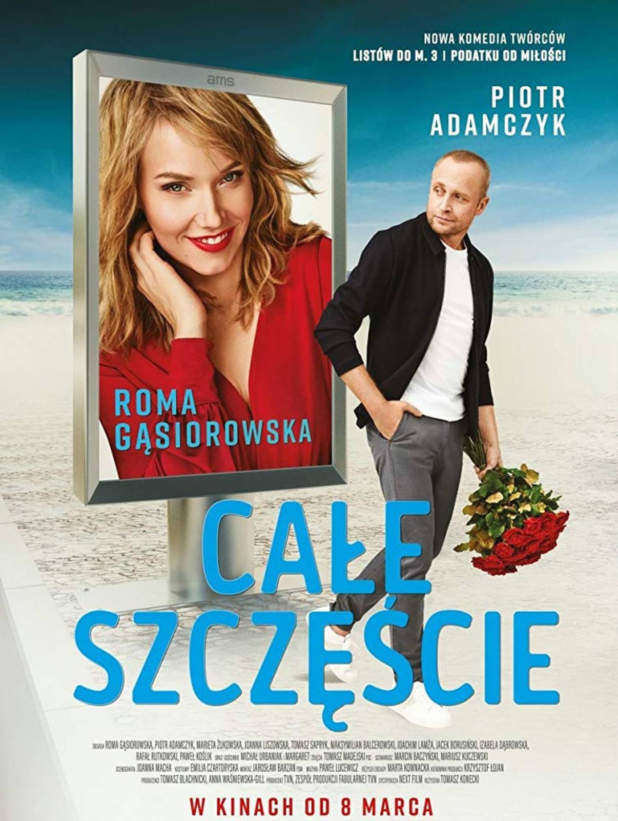 Film Cale Szczescie Cineman