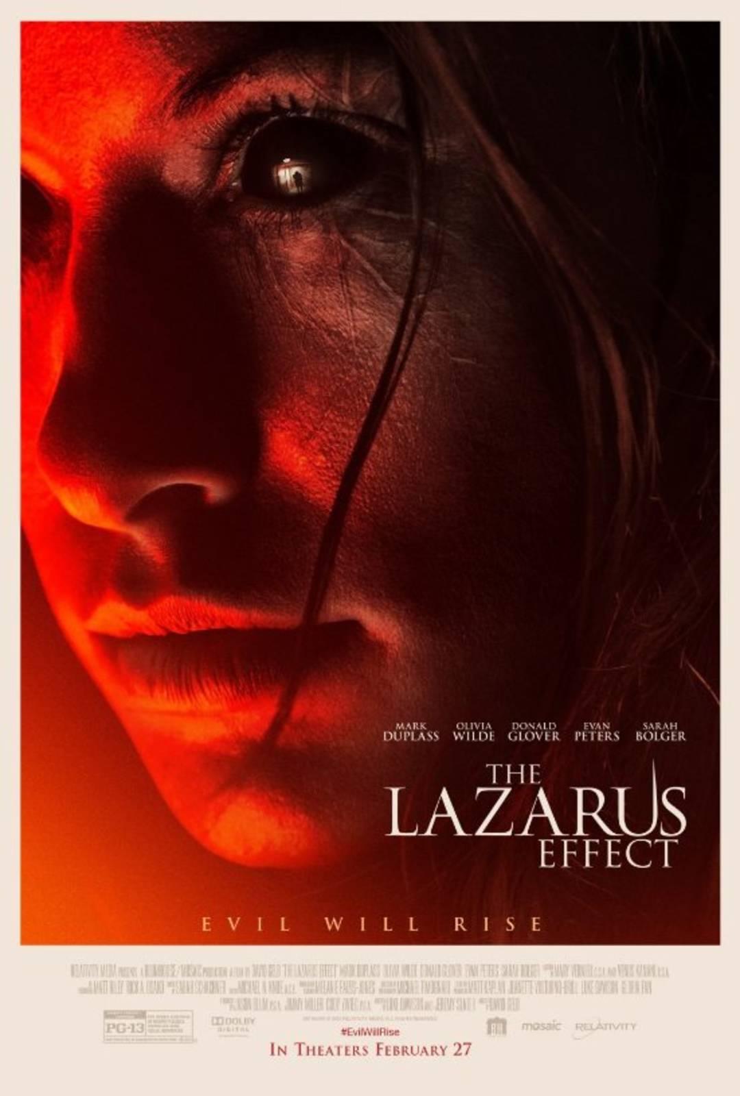 Film The Lazarus Effect   Cineman