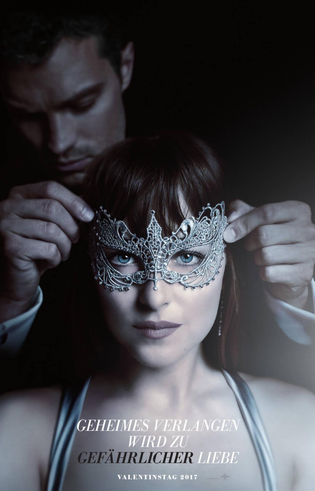 Film Fifty Shades Darker Gefährliche Liebe Cineman