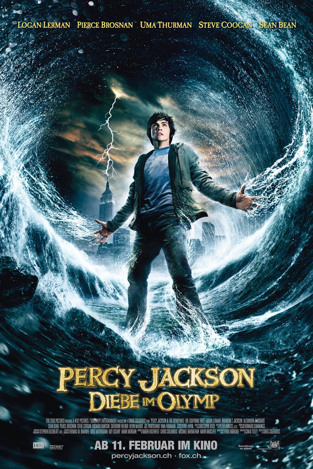 Percy Jackson Diebe Im Olymp Film Trailer Kritik Mediadeskslovakia Eu