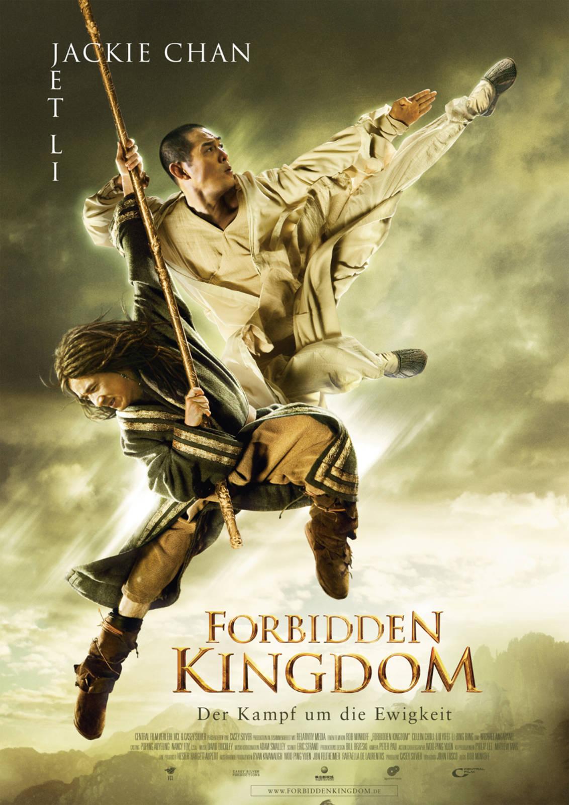 Film The Forbidden Kingdom Cineman