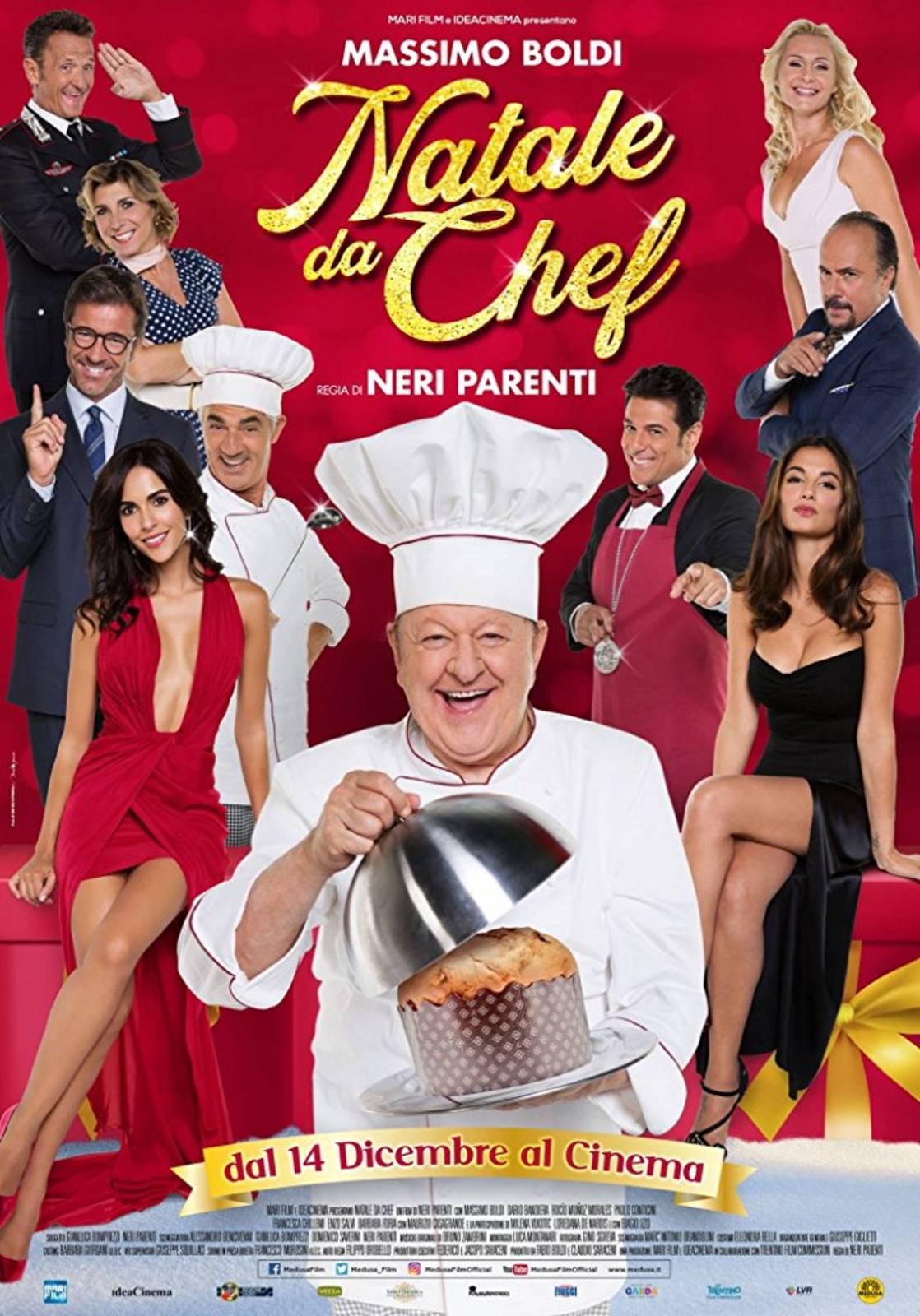 Film Natale.Film Natale Da Chef Cineman