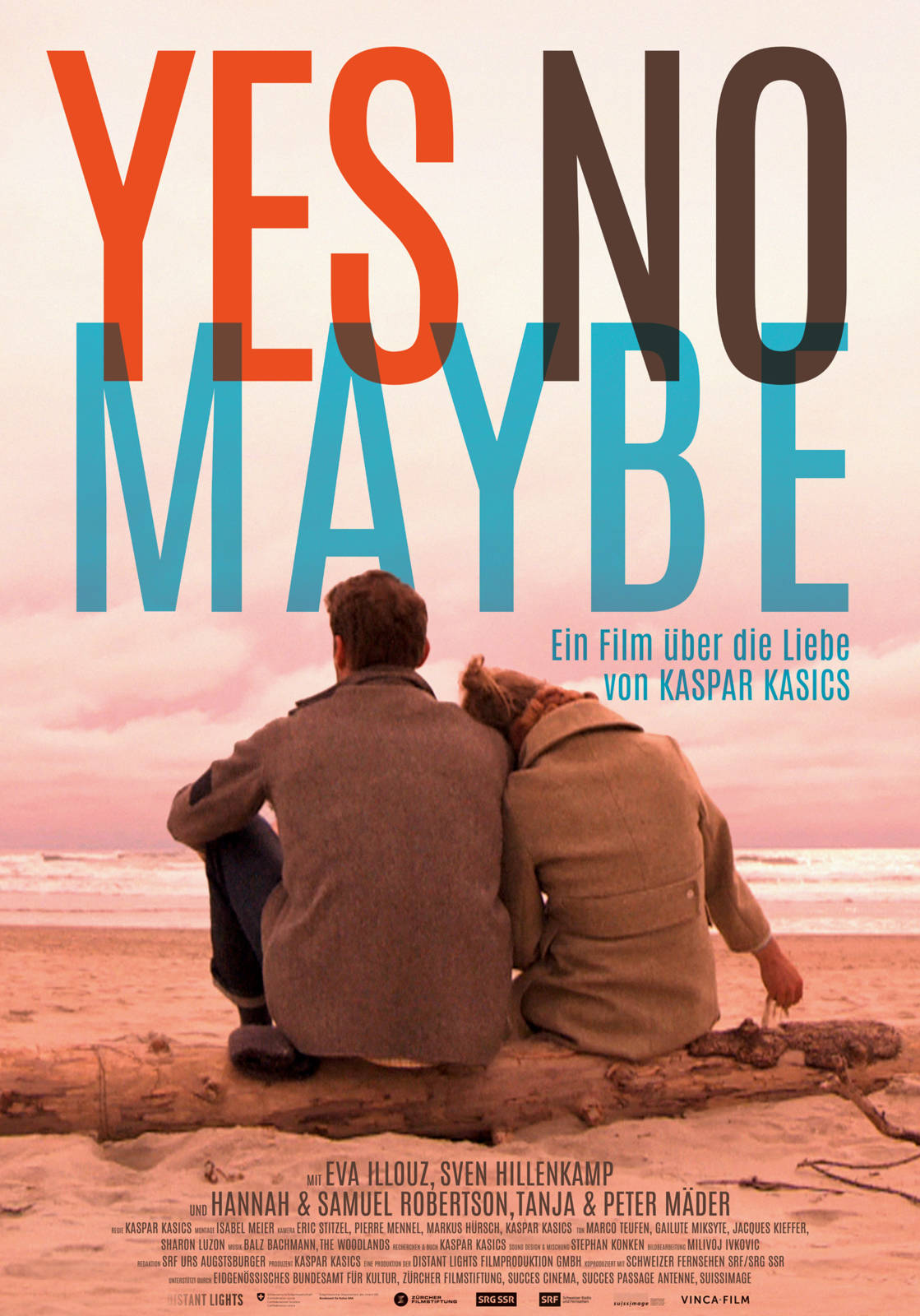 Movie Yes No Maybe - Cineman
