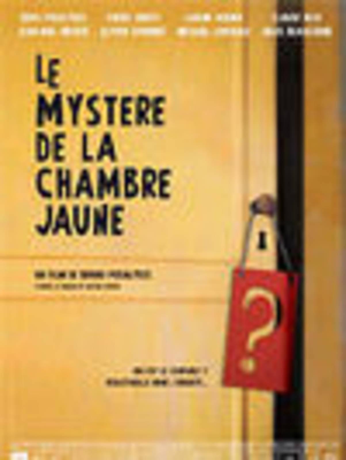 Le myst¨re de la chambre jaune Cineman