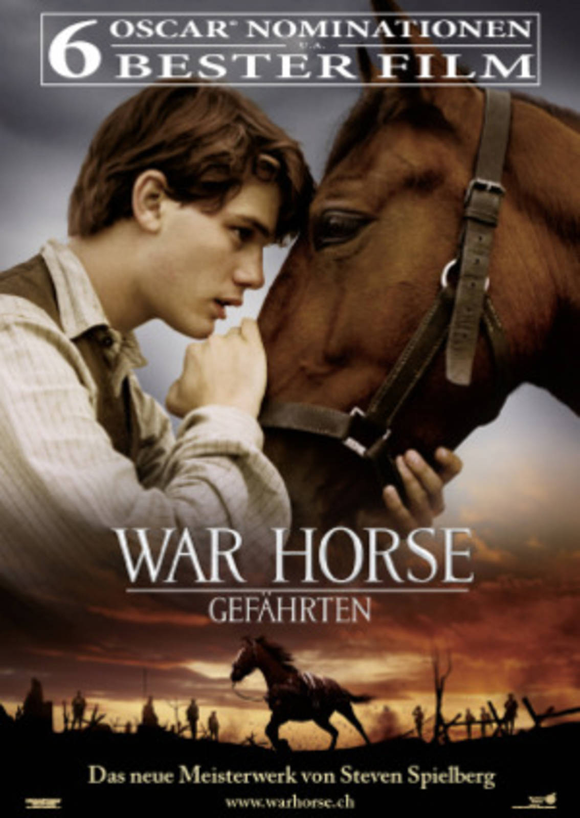 movie review of war horse