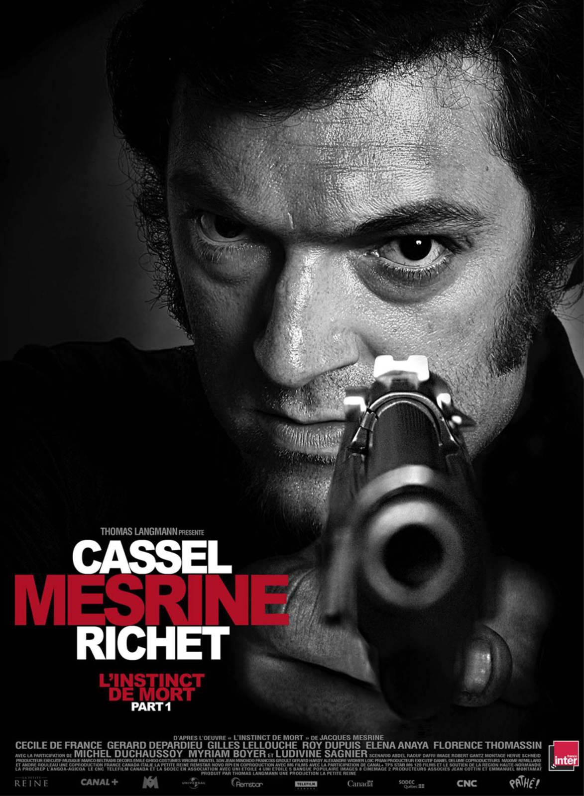 Film Mesrine L Instinct De Mort Cineman