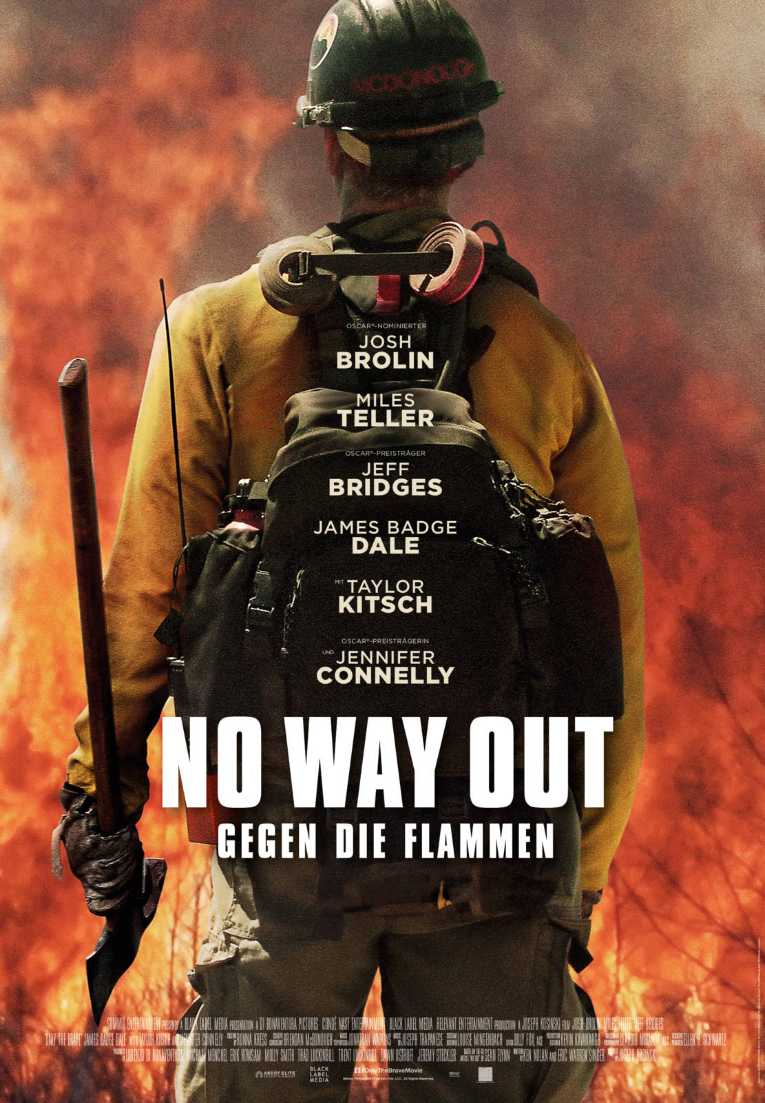 No Way Out – Gegen Die Flammen