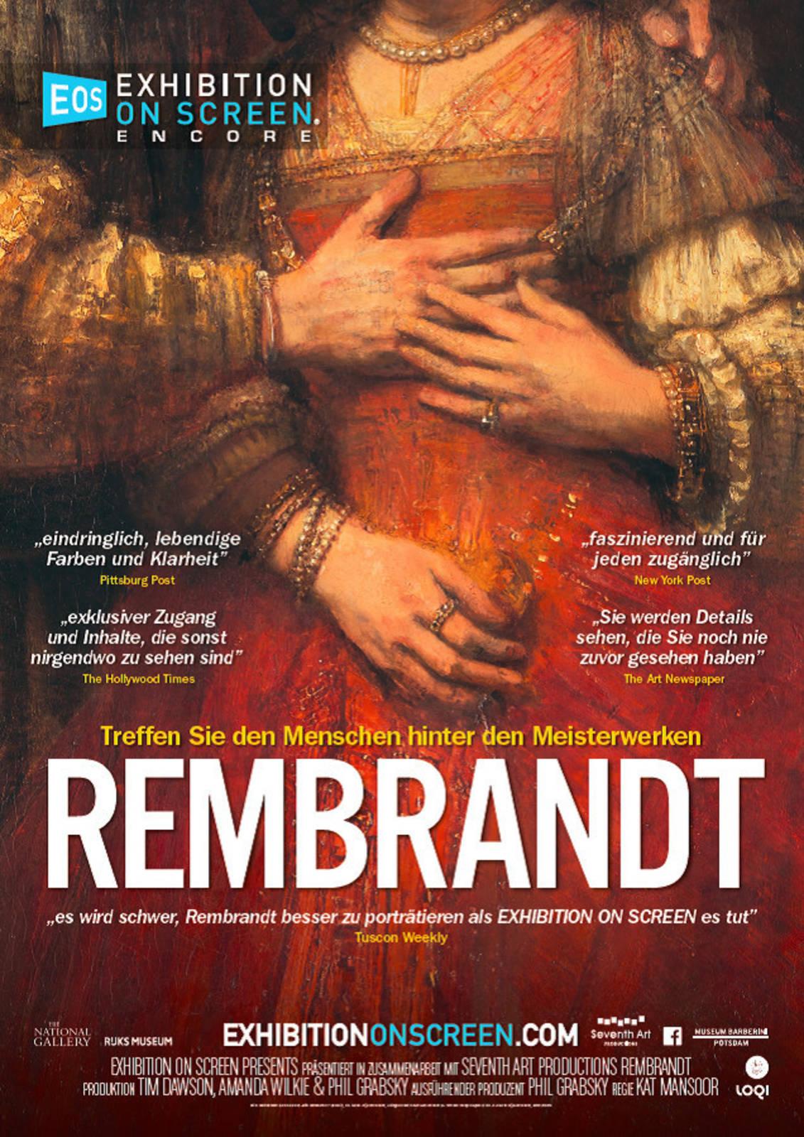 Bildergebnis für REMBRANDT movie