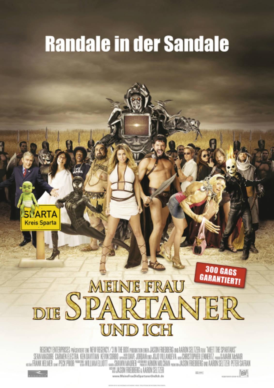 Meine Frau Die Spartaner Und Ich Stream German