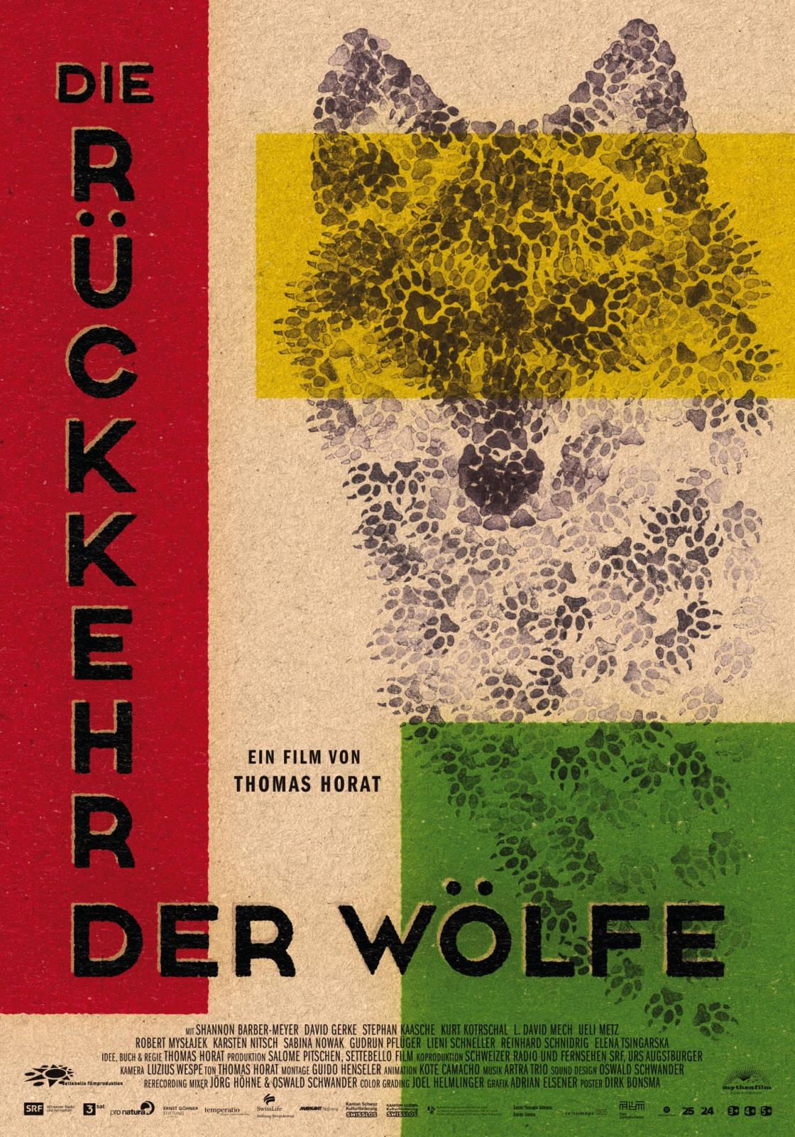 Bildergebnis für die rückkehr der wölfe film
