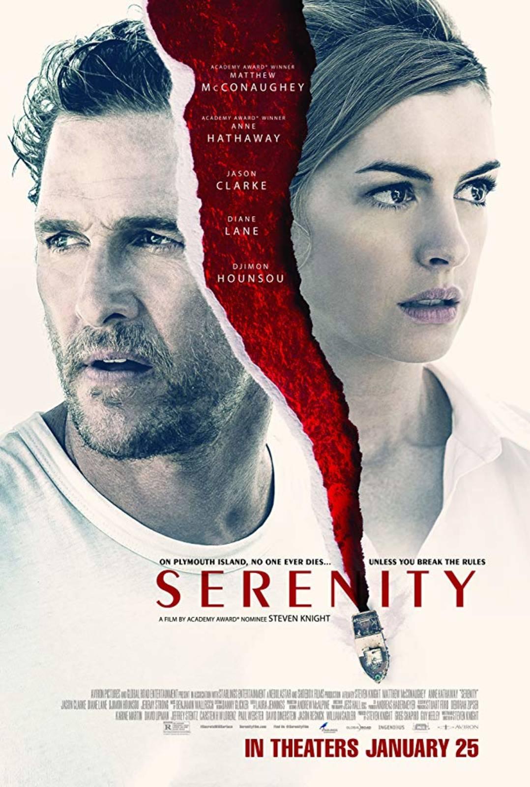 Movie Serenity - Cineman