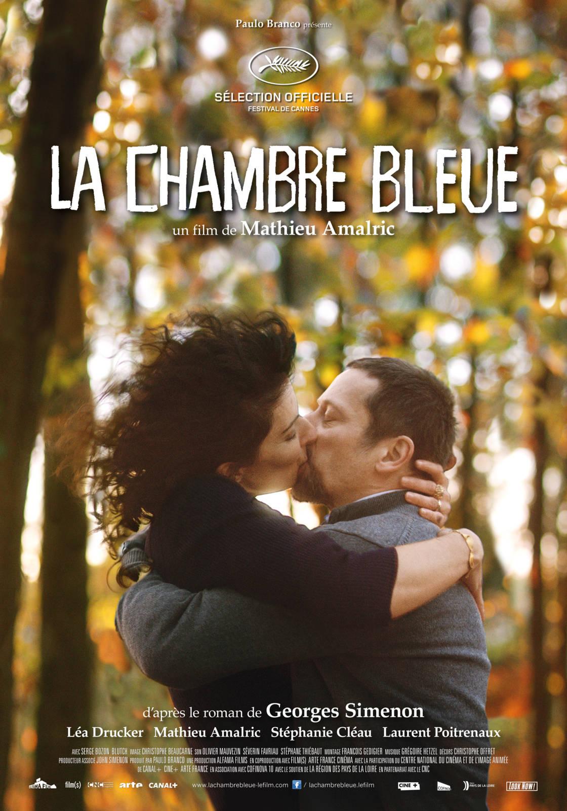 Film la chambre bleue cineman for Chambre bleue film