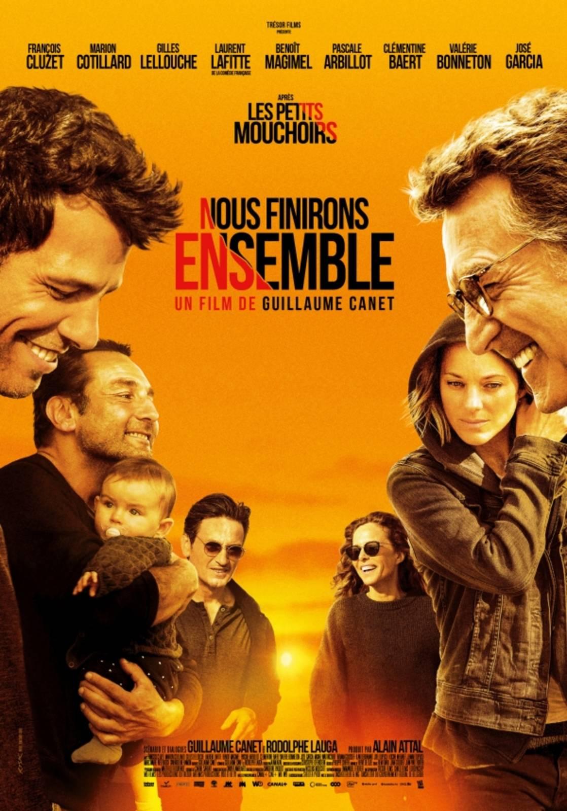 vente la moins chère meilleur grossiste Style magnifique Film Les petits mouchoirs 2: Nous finirons ensemble - Cineman